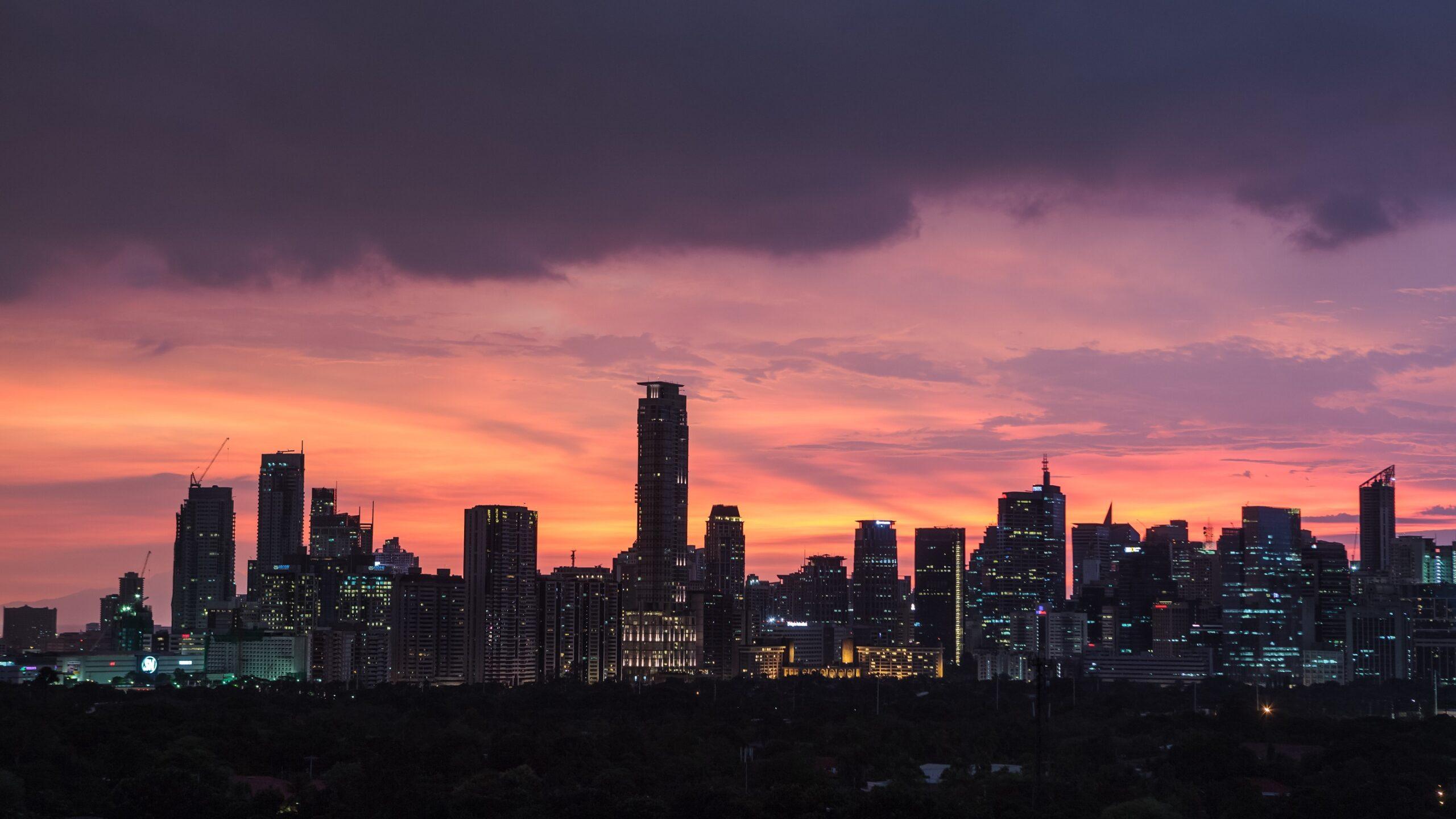 Metro-Manila-Skyline