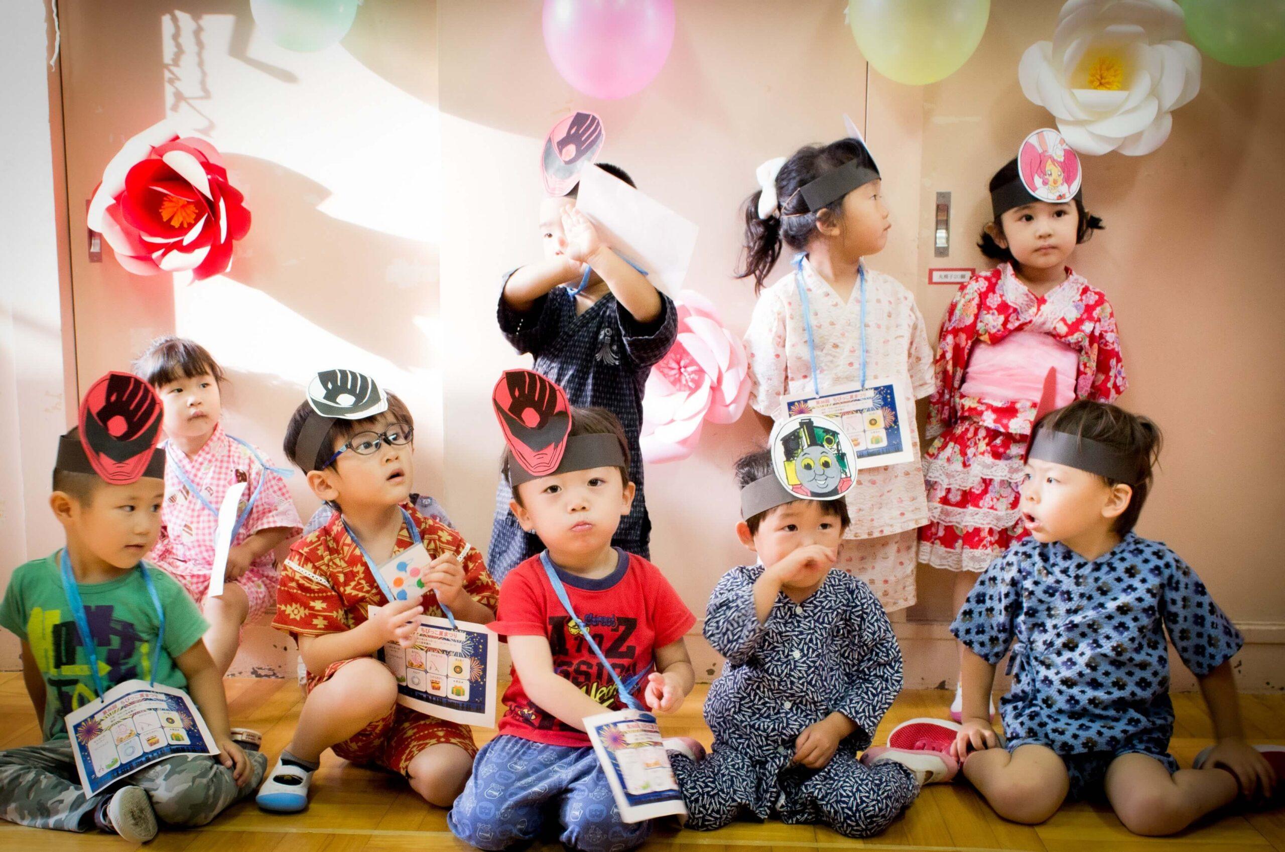 Preschool Children in Alabang (1)